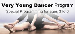 very young dancer program